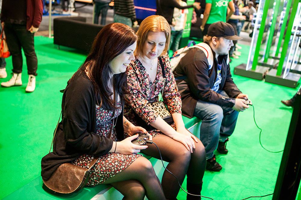 Gamex-Comiccon-Geeky-Gals-Gaming