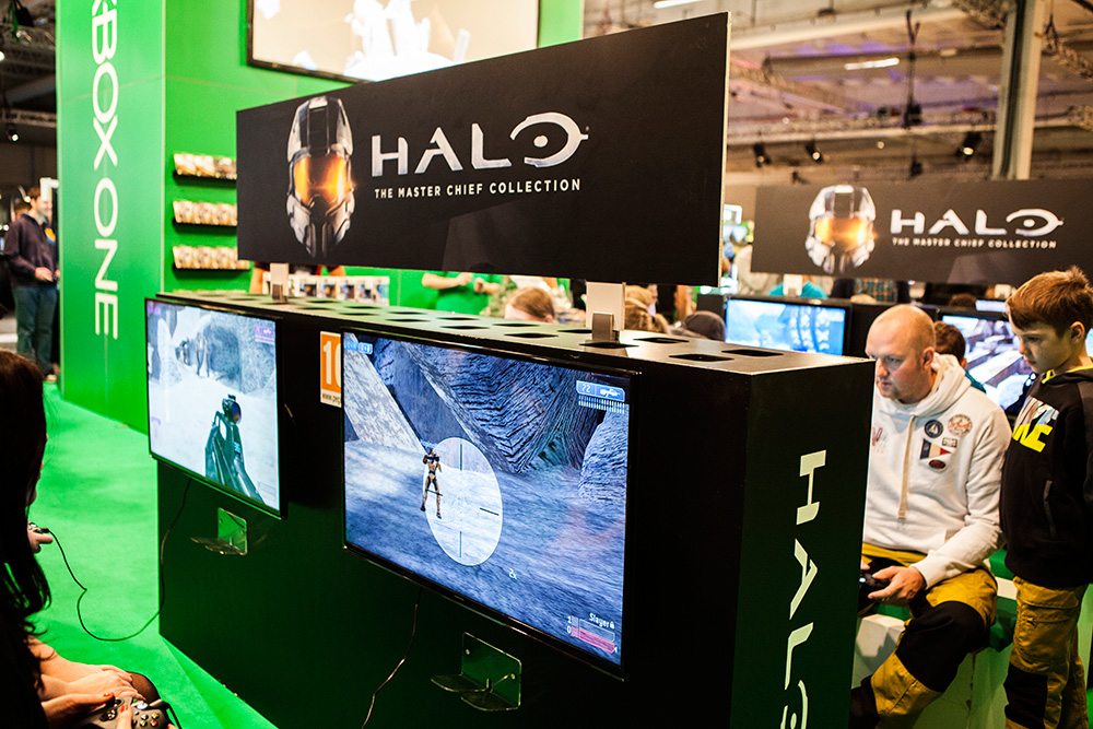 Gamex-Comiccon-Halo-Xbox-One