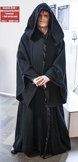 Emperor cosplay at Sci-Fi World Malmö 2015