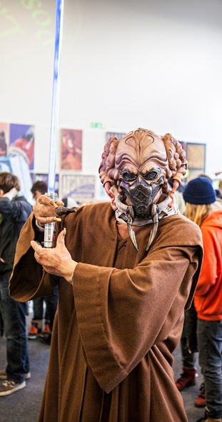 Star Wars cosplay at Sci-Fi World Malmö 2015