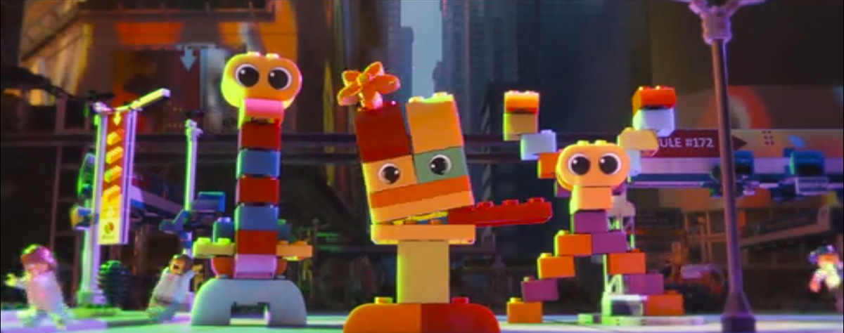 The LEGO movie is awesome!! – GEEKY GALS