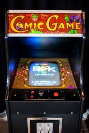 Comic Game Arcade