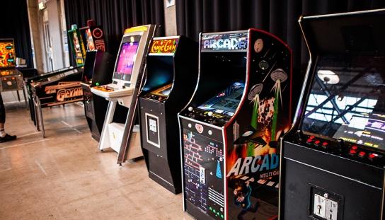 Arcades at RSM