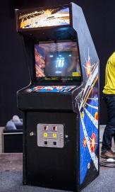 Asteroids arcade