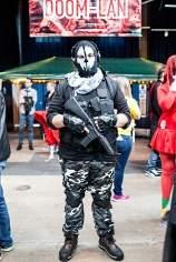 CoD Ghosts cosplay