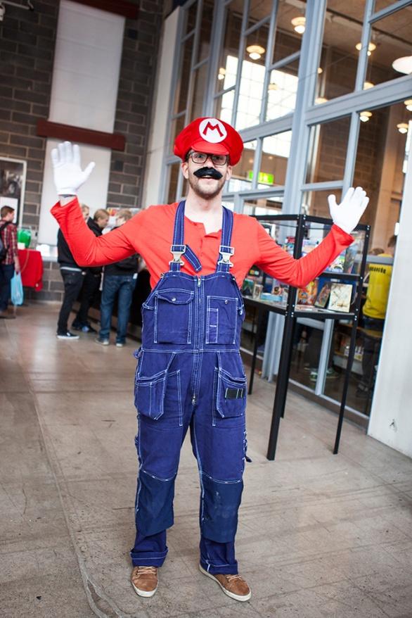 Super Mario Cosplay cosplay