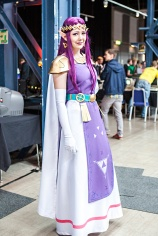 Hilda cosplay