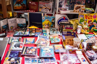 PC Engine and other games for sale at RSM