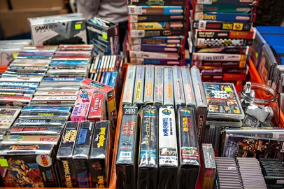Neo Geo games etc for sale at RSM