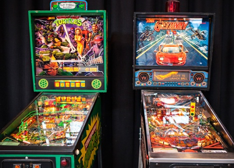 Turtles pinball