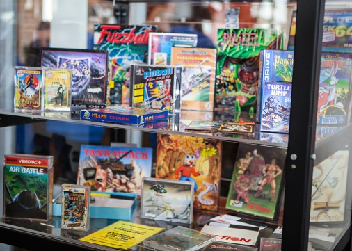 Collection of Swedish retro games