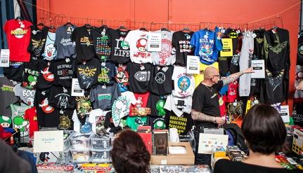 Nerdy T-shirts :D