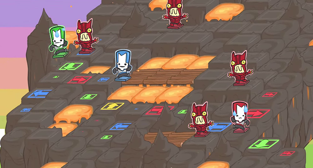 Castle Crashers Remastered screenshot New Mini Game!!
