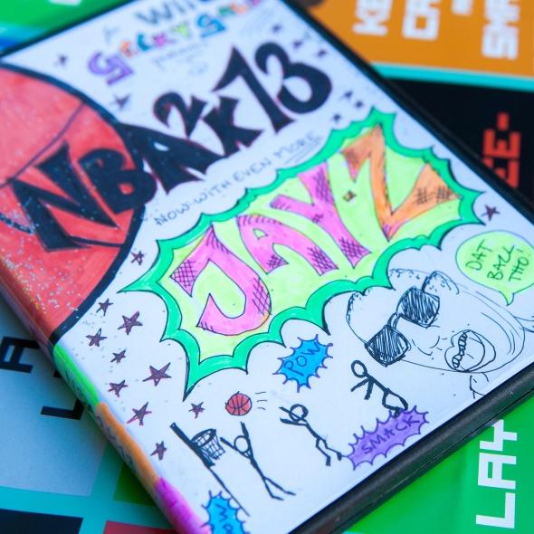Geeky Gals 1K Giveaway