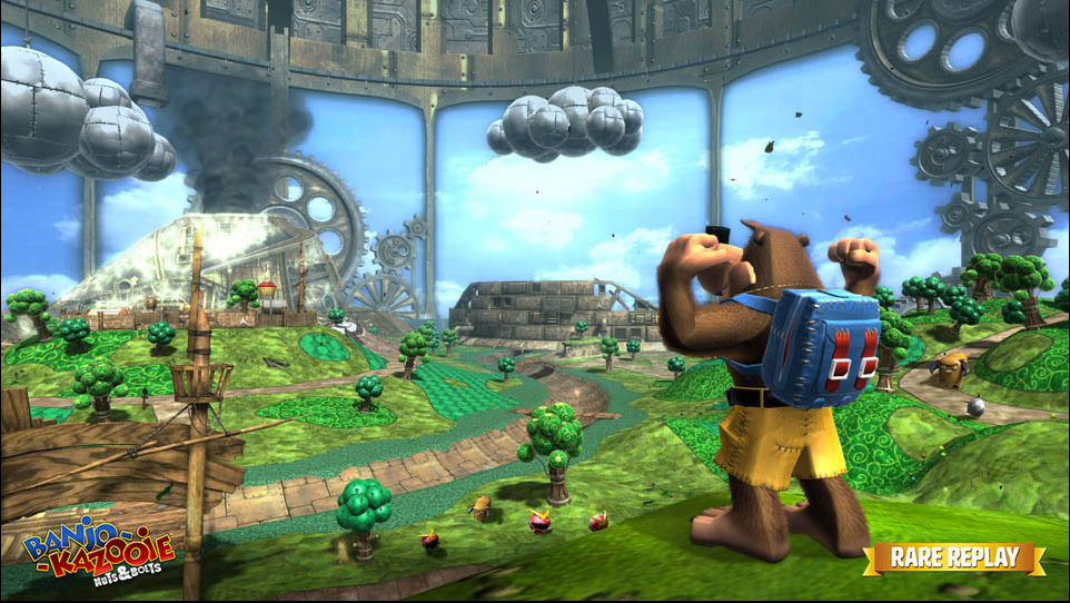 Rare Replay Banjo-Kazooie Nuts & Bolts