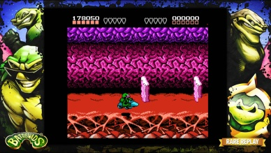 Rare Replay Battletoads