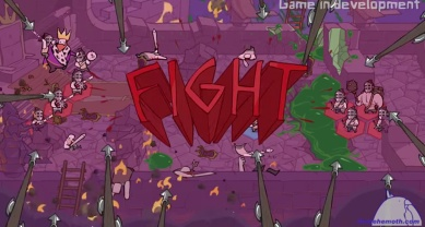 The Behemoth Game 4 - Screenshot Fight!!