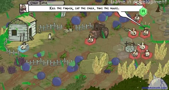 The Behemoth Game 4 - Screenshot strategy