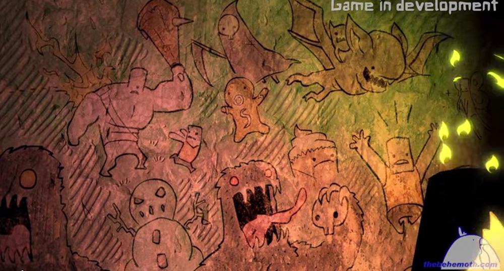 The Behemoth Game 4 - Screenshot intro