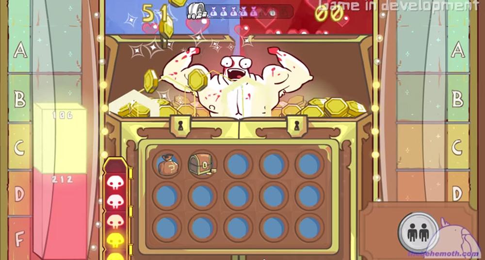 The Behemoth Game 4 - Screenshot moneyzz!
