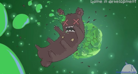 The Behemoth Game 4 - Screenshot intro