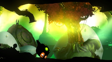 Badland screenshot giant sticky blob