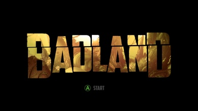 Badland screenshot intro