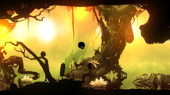 Badland screenshot single player