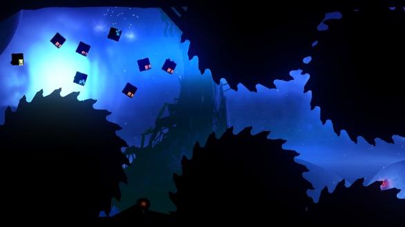 Badland screenshot square blob horde