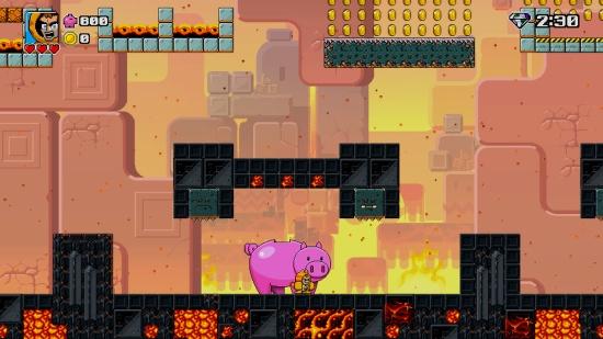 Final world - Mega Coin Squad Screenshot