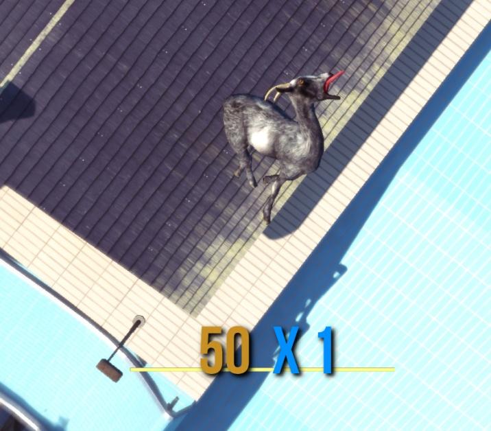 Goat Simulator screenshot bleh