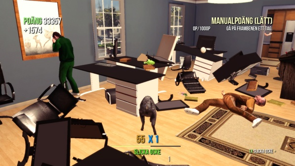 Goat Simulator screenshot Mayhem!