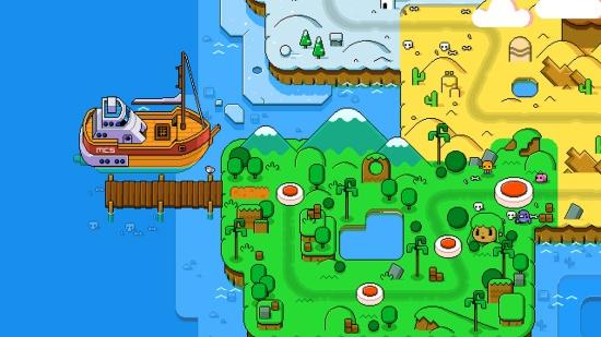 SMB rip-off - Mega Coin Squad Screenshot