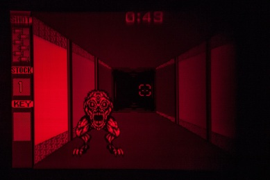 Insmouse no Yakatta - Virtual Boy Screenshot