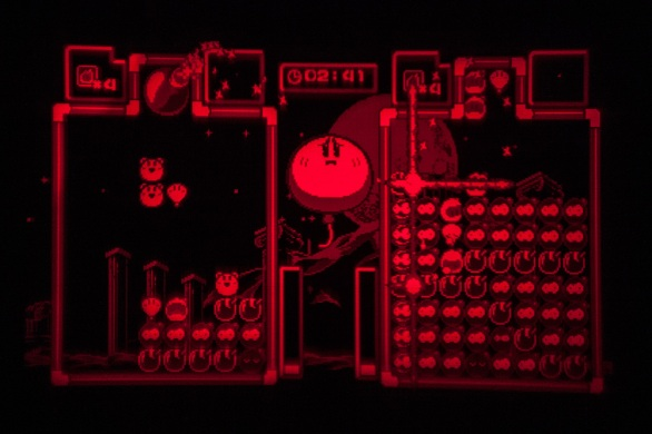 Panic Bomber - Virtual Boy Screenshot