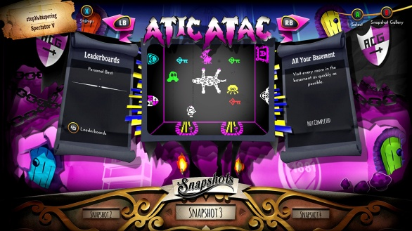 Rare Replay - Atic Atac