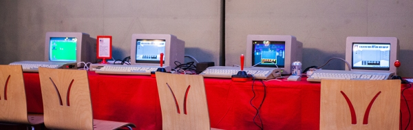 Atari ST games at Retro Gathering