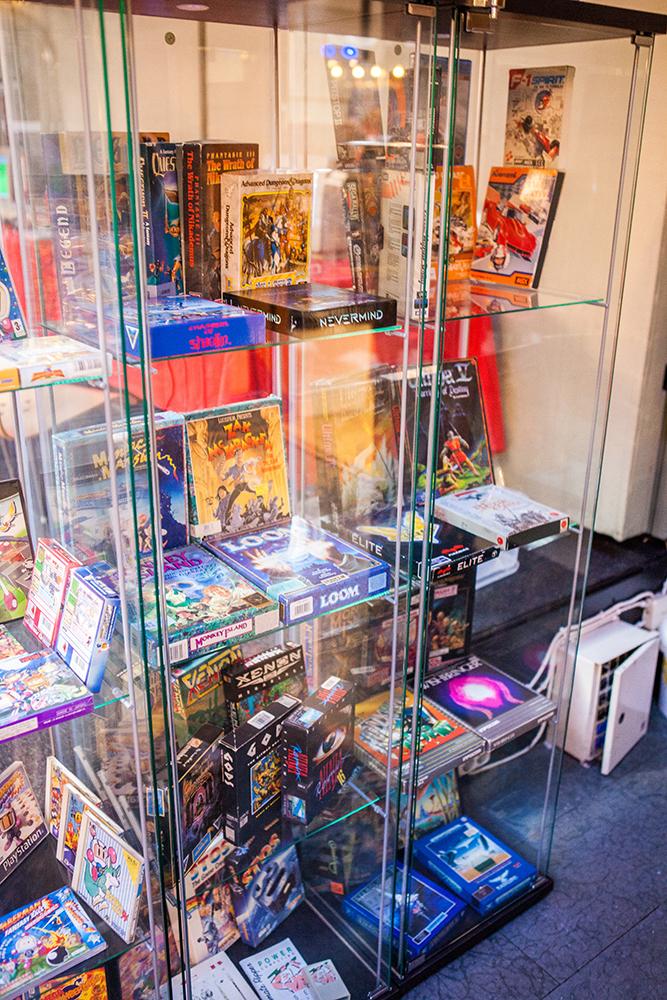 Atari ST & Amiga Collection at Retro Gathering