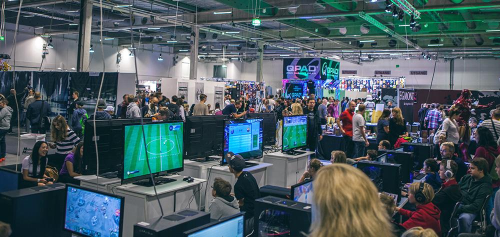 Comic Con Malmö 2015