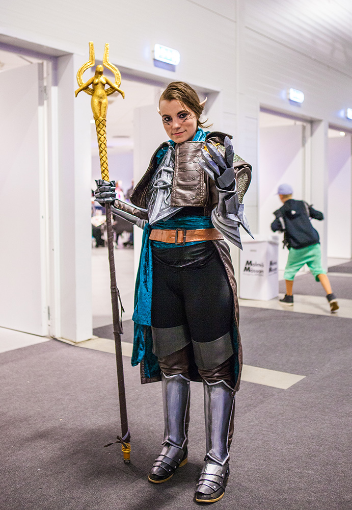 Cosplay at Comic Con Malmö 2015