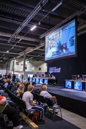 Counter Strike at Comic Con 2015