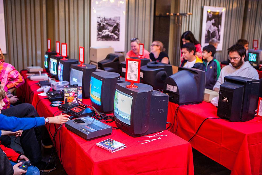 Games to play at Retro Gathering