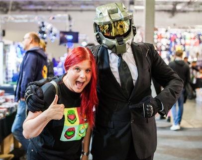Master Chief & Tanja