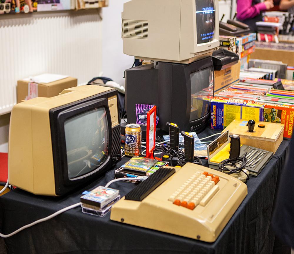 Retro Computers at Retro Gathering