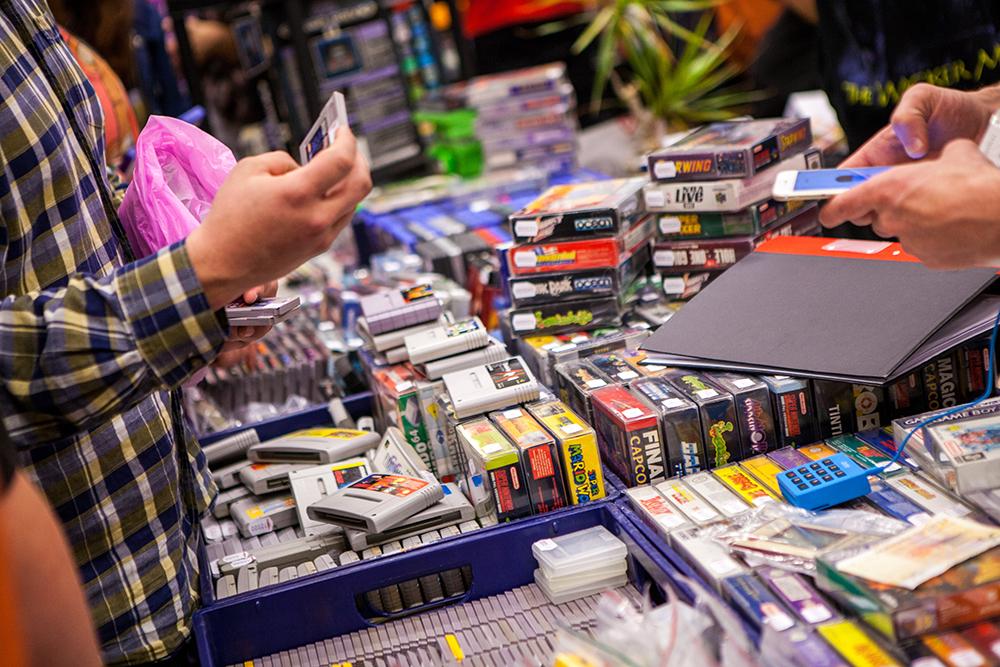 Retro Gathering - Retro Game Sales2