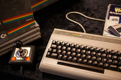 Retrospelsfestivalen 2014 - Commodore 64