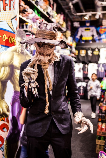 Scarecrow Cosplay
