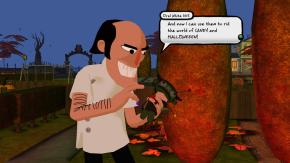 Costume Quest 2 Evil Dentist
