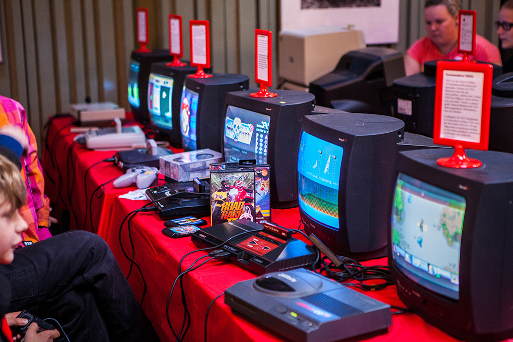 Sega Master System at Retro Gathering