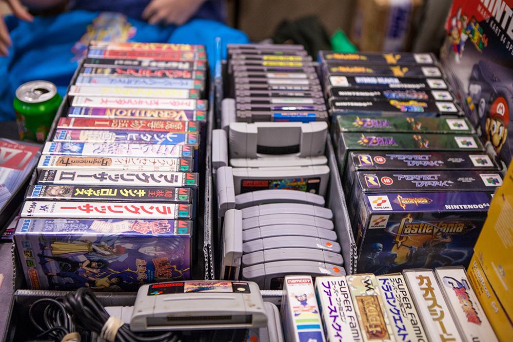 Sega Mega Drive at Retro Gathering